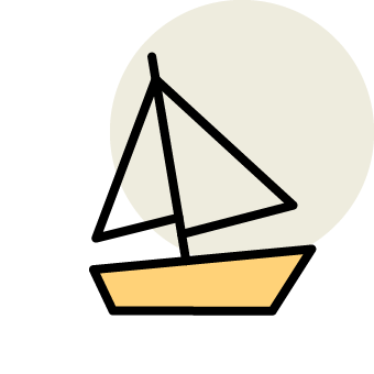 Icon segeln